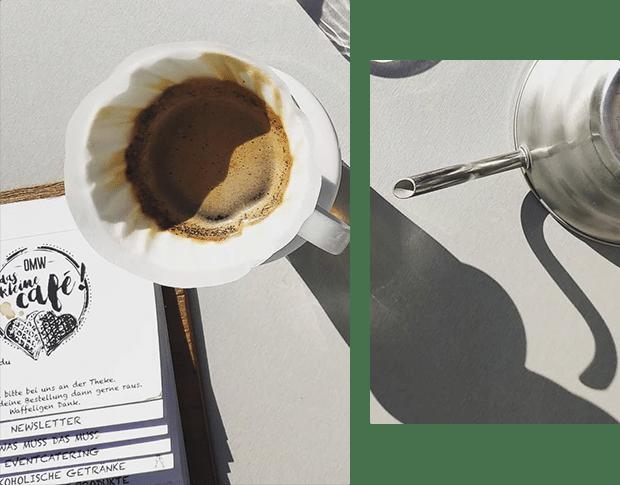 OMW! Das kleine Café